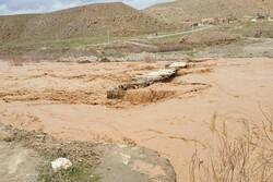 حجم آب رودخانه قزل اوزن در محدوده شهرستان ماهنشان افزایش یافت
