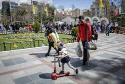 تصمیم گیری در خصوص بازگشایی بوستانهای پایتخت به زودی انجام میشود