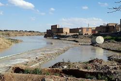رودخانه«شادچای» درصورت عدم مدیریت درست در سد کرج طغیان می کند