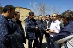 عملیات انتقال ساکنان روستای حسینآباد کالپوش به ۹۷ خانوار رسید