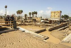 مشکل تامین آب آشامیدنی در شهر سیلزده پلدختر