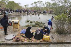 يوم الطبيعة في إيران... ثقافة مستمدة من تاريخ عريق