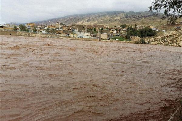 احتمال سیلابی شدن رودخانهها در  زنجان