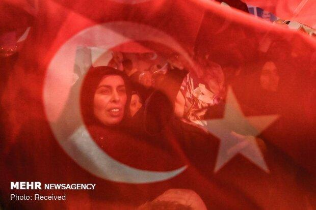 اعلام نتایج انتخابات ترکیه