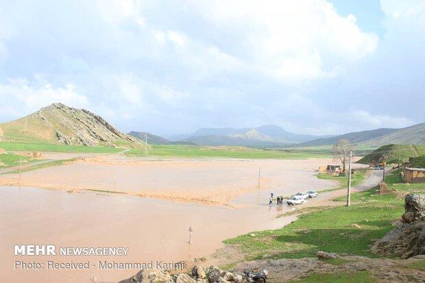 ضرورت ساماندهی ۳۹ نقطه اضطراری حوضه آبریز رودخانه کشکان در لرستان