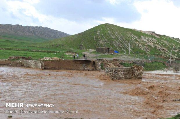 پروژههای مهندسی رودخانه در ۶۷ نقطه لرستان در جریان است