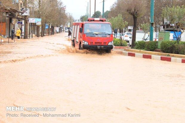 اللجنة الدولية للصليب الأحمر: الحظر حال دون إرسال المساعدات الإنسانية الى إيران