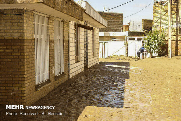 Poldohter'deki sel felaketinin boyutu ortaya çıktı