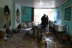 آشپزخانه اداره اوقاف برای طبخ روزانه ۷ هزار غذا راه اندازی شد