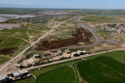 قطع راه ۱۸۰ هزار هکتار از اراضی کشاورزی/امکان حمل محصولات نیست