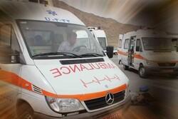 نجات جان مرد ۵۸ ساله توسط تکنسینهای اورژانس تهران