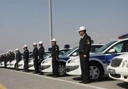 افزایش تیم های محسوس و نامحسوس پلیس راه در جاده های ایلام