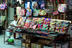 Çabahar kentinin pazarından kareler