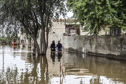 ۲۴ مدرسه اهواز در سیلاب اخیر آسیب دید