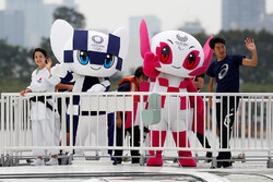 2020 Tokyo mascots