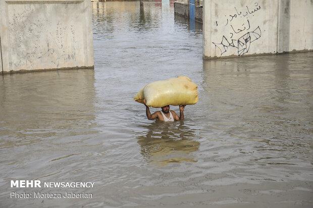 خسارت ناشی از سیل خوزستان جبران می شود
