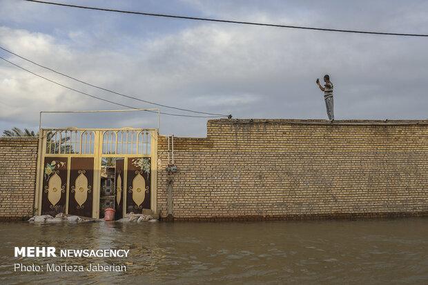 « بامدژ » همچنان غرق در آب!