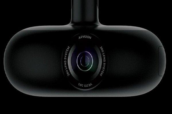 هوشمندترین دوربین ۳۶۰ درجه بر ضد دزدان و رانندگان خواب آلود