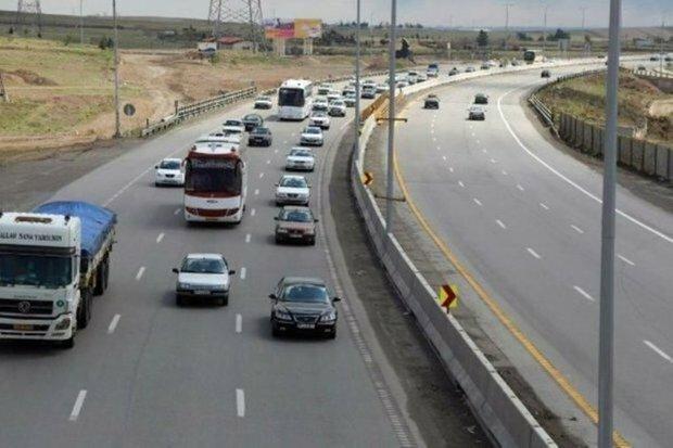 ۳۶ جاده کشور مسدود است/ افزایش ۴۰ درصدی ترددها