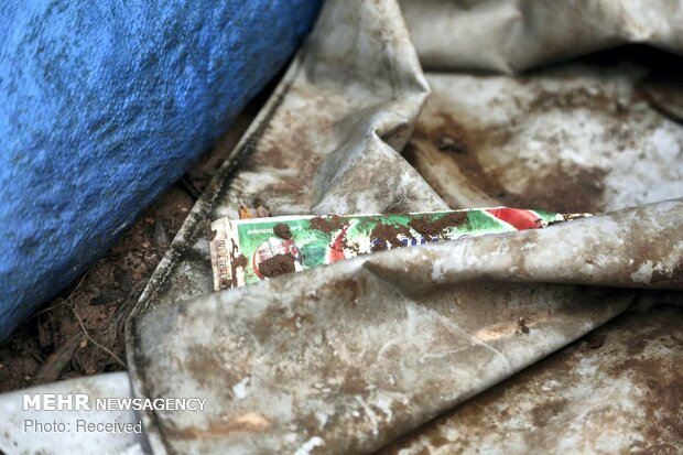 سیل در سوریه