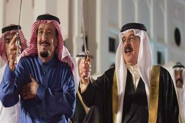 ملک سلمان بحرین پہنچ گئے
