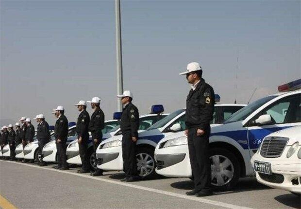 اعمال قانون ۷۰۰ دستگاه وسیله نقلیه در ایلام به علت سرعت غیر مجاز