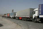 رشد ۵ درصدی صادرات کالا از مرز مهران طی سال ۹۷