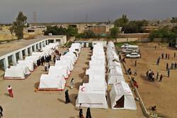 اسکان اضطراری ۱۶۰ آسیب دیده سیلاب در سیستان و بلوچستان