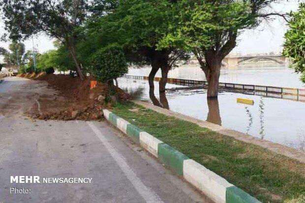 مشکلی درتامین آب شرب شهرهای خوزستان وجود ندارد/حل پسزدگی فاضلاب