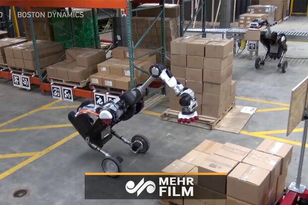 تازہ ترین روبوٹ بہت سے افراد کو بے روزگار بنا دے گا