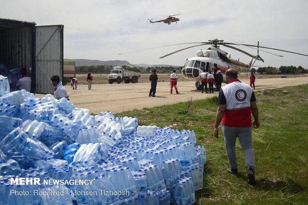 بسیج تمامی ظرفیتهای کشور برای کمک به سیل زدگان ضروری است