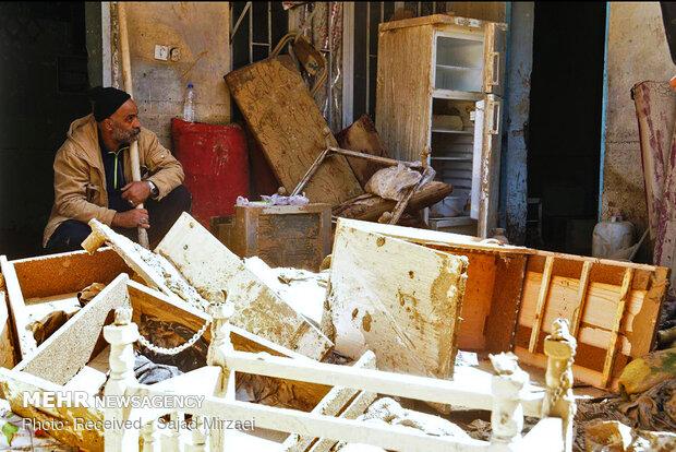 درخواست از رئیس جمهور برای اعزام «هنر درمانگر» به مناطق سیلزده