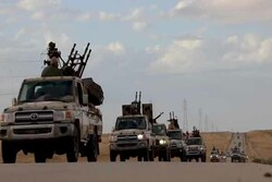 خلیفہ حفتر کے فوجیوں کا طرابلس کے ایئر پورٹ پر قبضہ