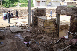 آواربرداری ۷۰۰ واحد مسکونی سیلزده در لرستان