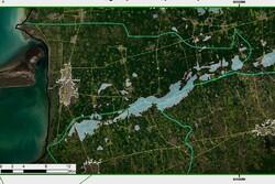 وسعت مناطق سیلزده آققلا ۴۵ درصد کاهش یافت