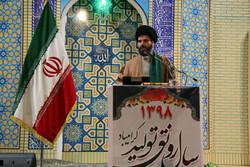 وظیفه همه دولت های اسلامی ایستادگی در برابر بی عدالتی در دنیا است