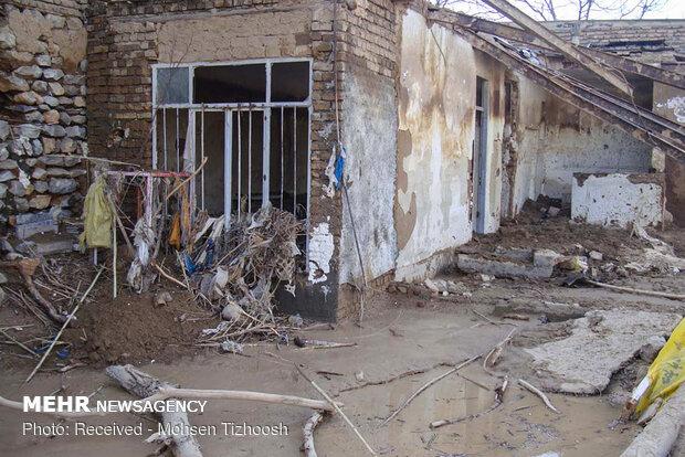 ۱۶ میلیارد کمک به ۳۶۰۰ واحد خسارتدیده از سیل پرداخت شد