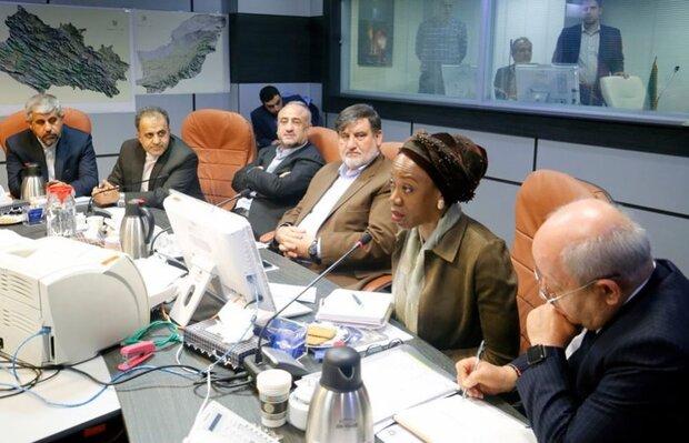 UN, Iranian officials discuss concrete rescue measures to flood victims