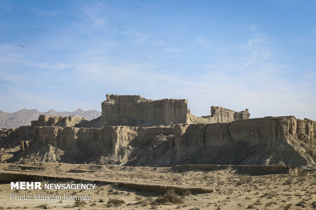 Tourist attractions of Jask in Hormozgan province