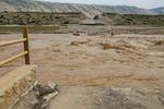 بازگشایی پل میدان خلف ماژین/ آغاز ارزیابی خسارتها