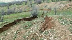 إخلاء 7 قرى في خرم آباد تحسبا لانزلاق ارضي