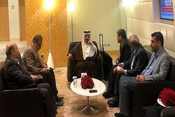 Iranian parl. delegation in Qatar for IPU Assembly