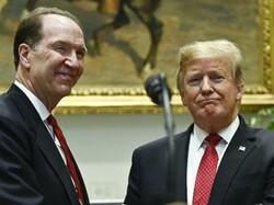 کاندیدای ترامپ، رئیس بانک جهانی شد