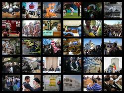 ۳۰ عکس خبری که سال ۹۷ را روایت میکند