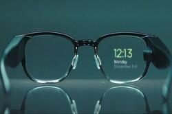 تولید عینک هوشمند برای کنترل لوازم خانگی و سایت موسیقی