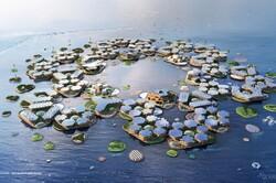 ساخت شهرهایی که میتوانند شنا کنند!