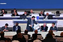 ناکامی بزرگ امارات در انتخابات کنفدراسیون فوتبال آسیا