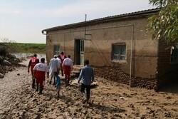 Türk Kızılay'dan İranlı selzedelere yardım
