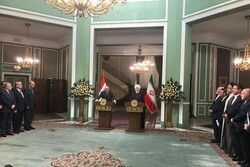 Iran, Iraq to expand coop. in fight against terrorism