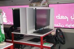 اعزام ایستگاه بازی و سرگرمی «ریس موبیل» به مناطق سیلزده آققلا